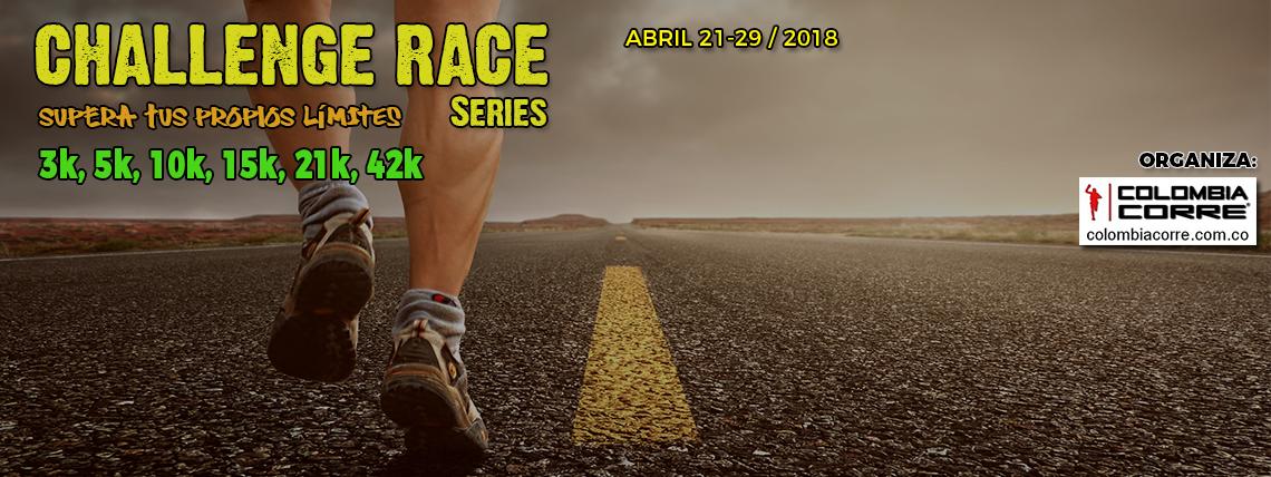 Challenge Race Abril