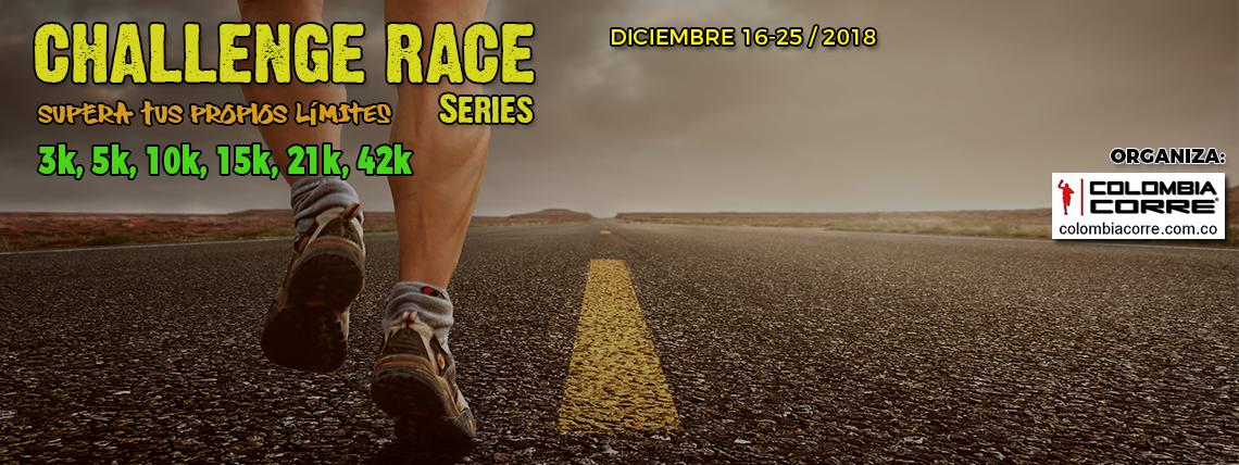 Challenge Race Navidad