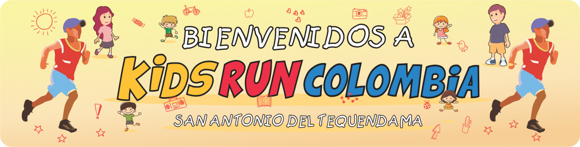 KIDS RUN COLOMBIA - TERCERA EDICIÓN