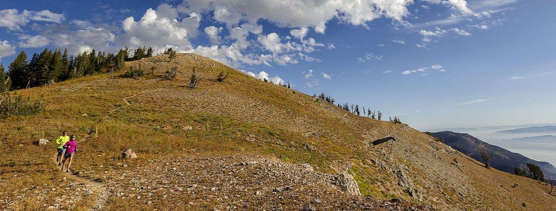 Corredores de Trail