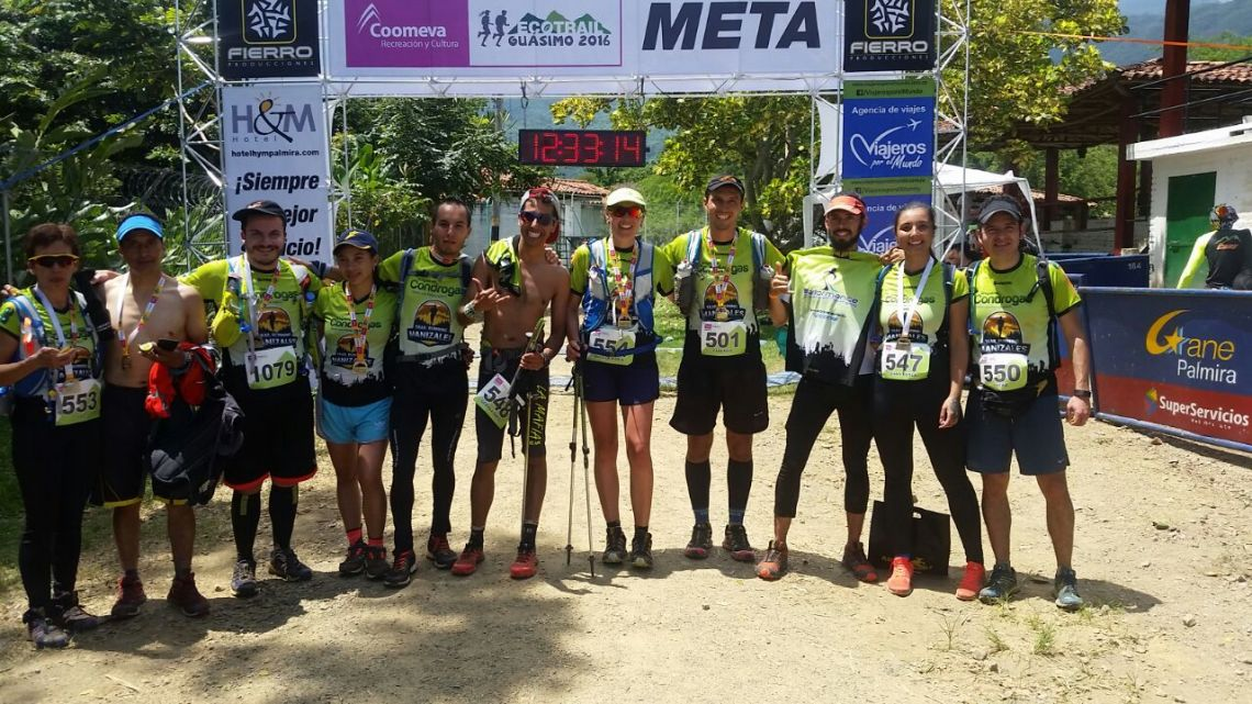 Trail Running Manizales