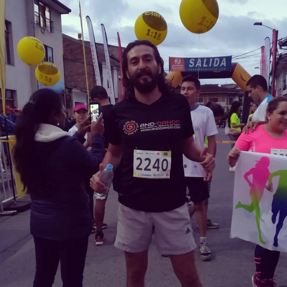 10K Semana Santa / Popayán / Marzo 2018