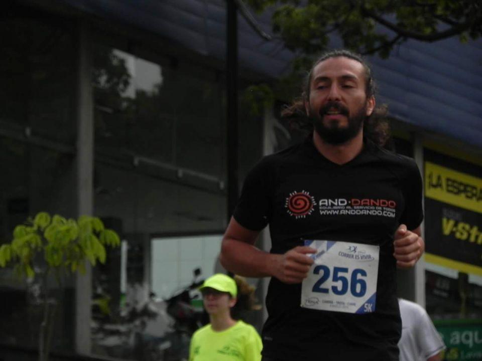 5K Tena Correr es Vivir / Pereira / Marzo 2018