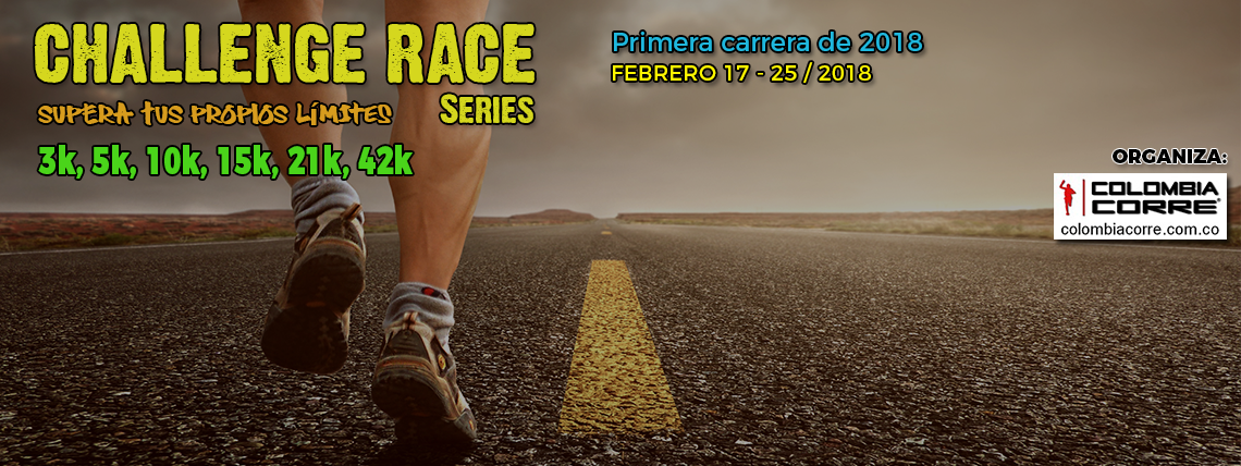 Challenge Race Febrero