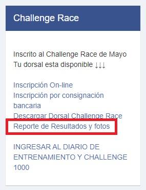 reloj challenge race series colombia corre