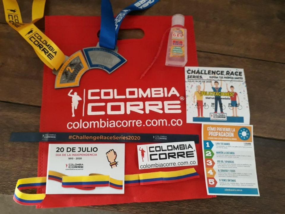 I'm loving it!!! Thanks #ColombiaCorre