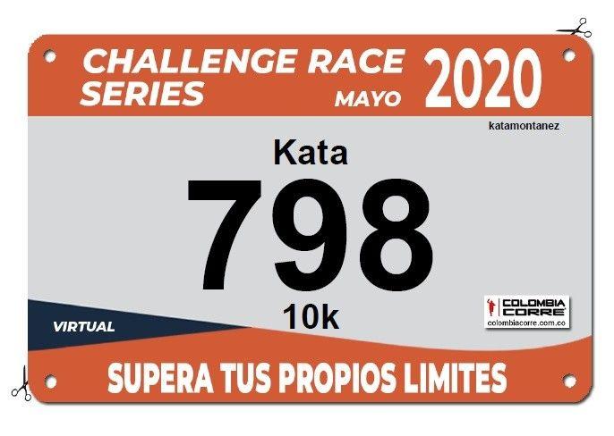 Lista para comenzar el challenge Race :sunglasses:...